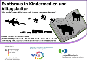 Exotismus in Kindermedien